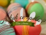 Яйца с конци